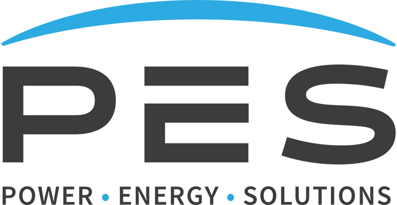 F+P Dach Unternehmensgruppe Partnerbetriebe - PES Power Energy Solutions Logo